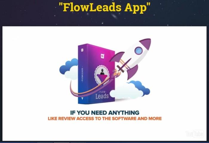 FlowLeads App Software by Precious Ngwu