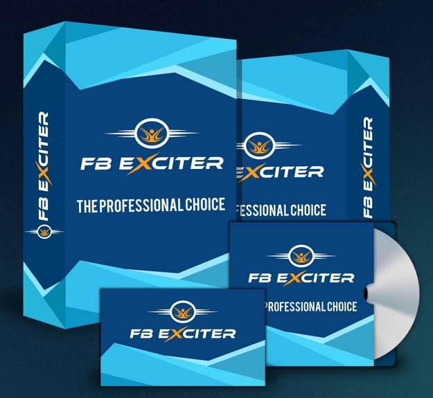 FB Exciter Facebook Messenger App Software by Tlynn Griffith