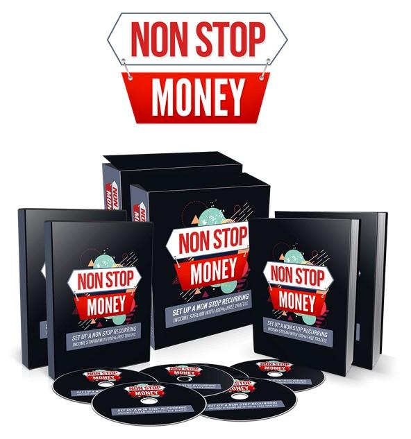 NonStop Money Training Course by Rahim Farhouni