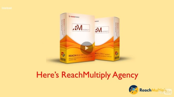 ReachMultiply Agency by Cyril Gupta