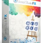 Social Studio FX Professional Graphics Creator Software By Jimmy Kim – Best Ultimate Social Media Design & Advertising Toolkit, Get Amazing Graphic Design And Walks You Through The Entire Process Through Three Simple Steps, Select A Design Or Start From Scratch, Customize Your Design And Download & Publish