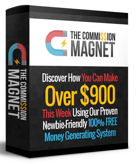 Commission Magnet Video Training Formula By Glynn Kosky