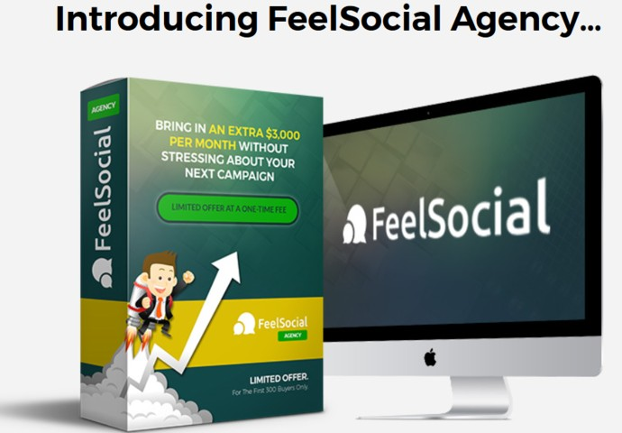 FeelSocial Agency License by Brad Stephens