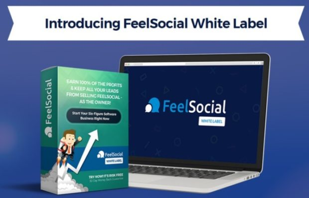FeelSocial White Label by Brad Stephens