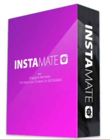 Instamate 2.0 Luxury Edition 2017 Instagram Web Software by Luke Maguire