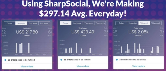 SharpSocial by Abhi Dwivedi