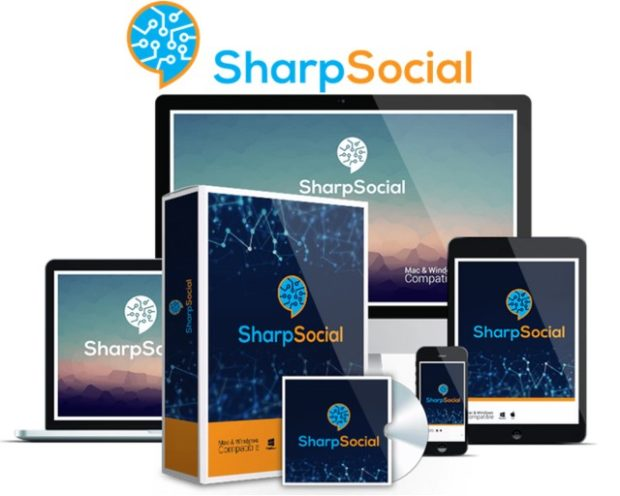 SharpSocial Multi by Abhi Dwivedi