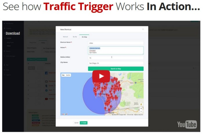 Traffic Trigger Training And Software by Art Flair
