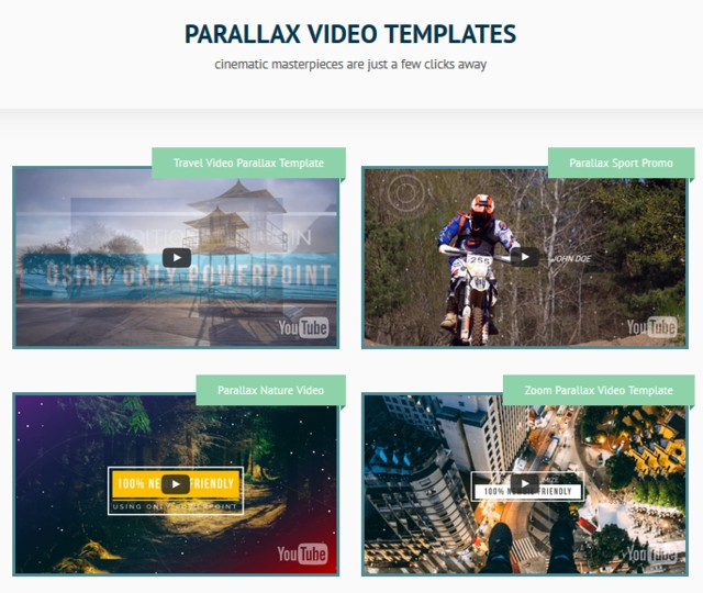 Levidio 5 by Powerpoint Video templates by Maulana Malik