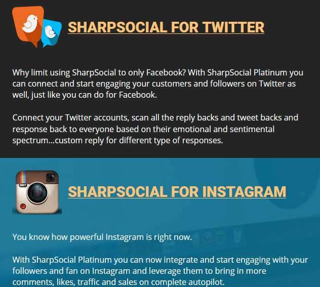 SharpSocial Platinum Upgrade OTO by Abhi Dwivedi