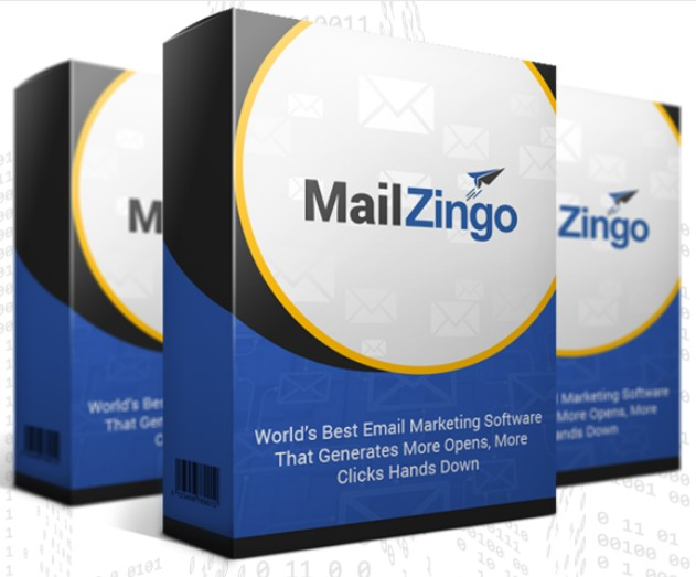 MailZingo Email Marketing Automation Software by Amit Pareek
