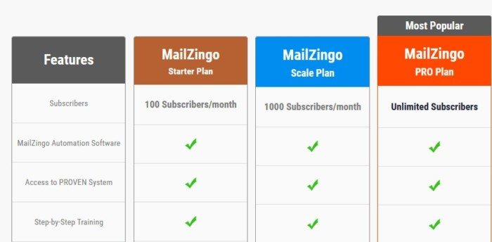 MailZingo Email Marketing Software by Amit Pareek