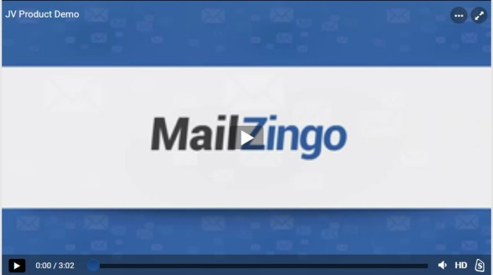 MailZingo Email Marketing Automation Software by Dr. Amit Pareek