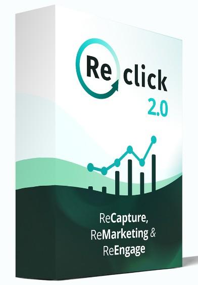 ReClick 2.0 App Software by Precious Ngwu