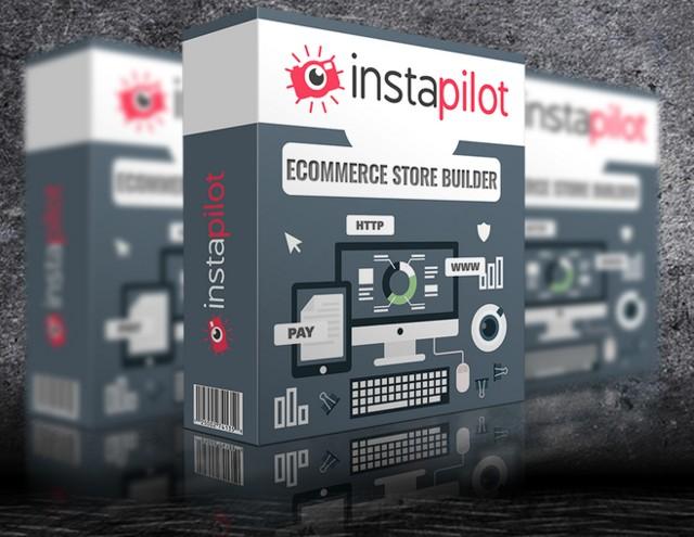 InstaPilot eCommerce Store Builder by Sam Robinson