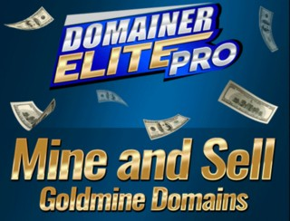 Domainer Elite Pro Software And Course by Jamie Lewis