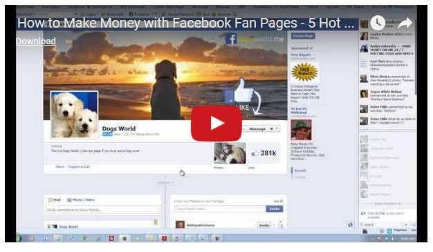 Anthony Morrison Fan Page Domination Review