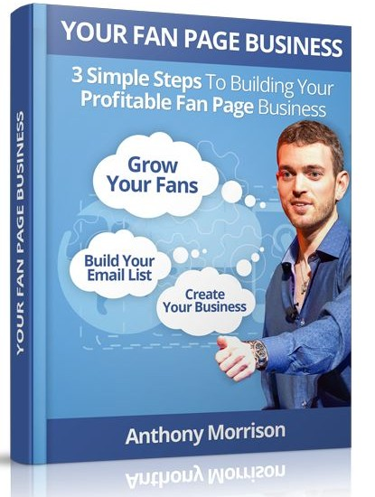 Fan Page Domination Training Course by Anthony Morrison