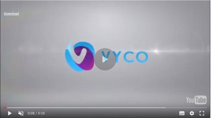 Vyco Pro Software by Ricky Mataka