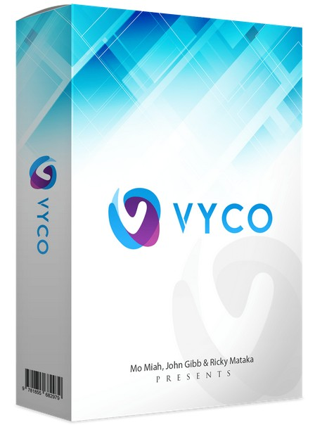 Vyco Pro Viral Traffic Finder Software by Ricky Mataka