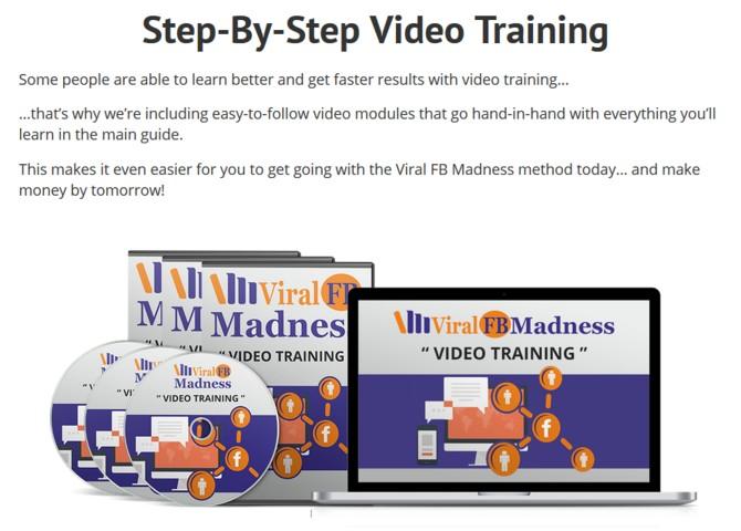 Viral FB Madness Training Formula by Ivana Bosnjak