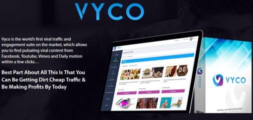 Vyco Pro Facebook Viral Loophole Viral Software By Ricky Mataka