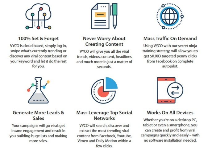 Vyco Facebook Viral Loophole Finder Software By Ricky Mataka