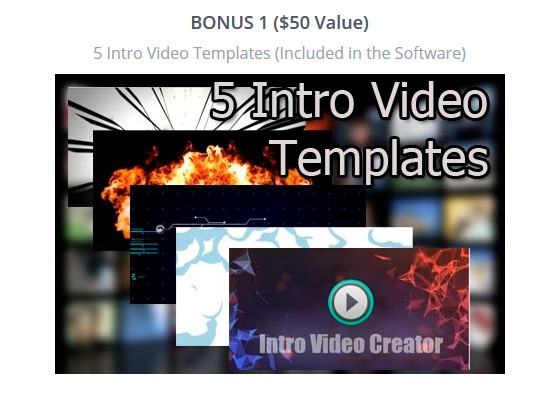 Intro Video Creator Software by Jimmy Mancini