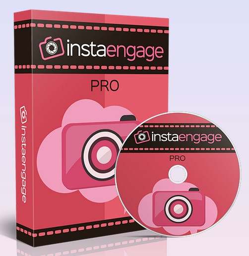 InstaEngage Pro Upgrade OTO Influancer Instagram Software by Emma Anderson