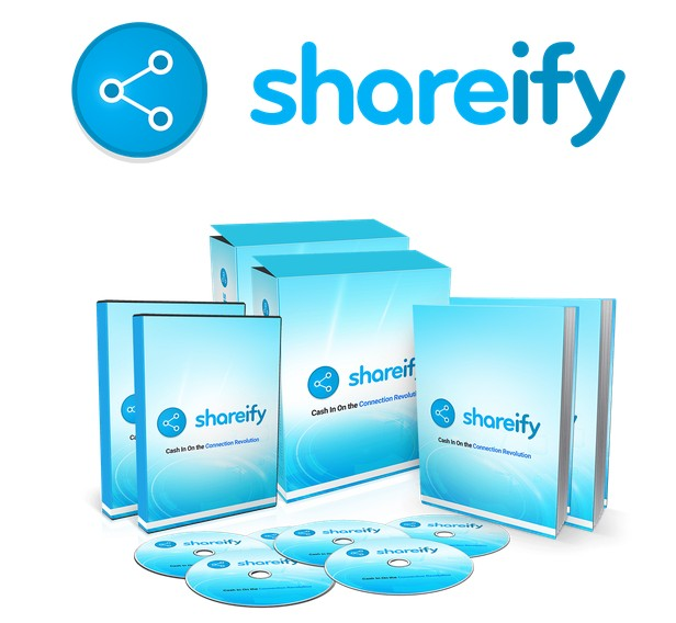 Shareify Training Course System by Stephen Gilbert