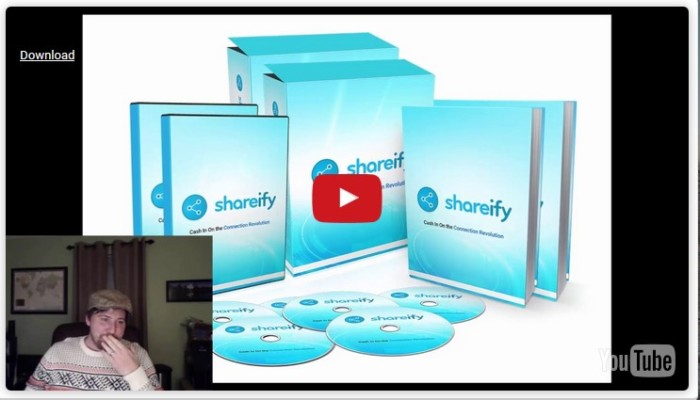 Shareify Training Course System by Fred Barton