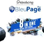 BleuPage Pro One Click Social Media Publisher Social Media Management Tool Software by Lance Robinson Review – Best World's First 8-in-1 Social Media Management Tool That Lets You Manage All Of Your Social Media Accounts With Just A Few Clicks Of Your Mouse And Gets You Traffic, Leads, And Sales From Facebook, Twitter, Instagram, GooglePlus, Pinterest, LinkeDin, YouTube, WordPress