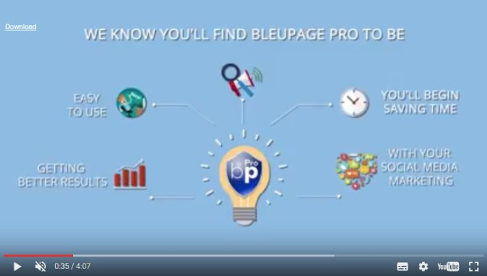 BleuPage Pro Content Fetcher Add-On by Lance Robinson