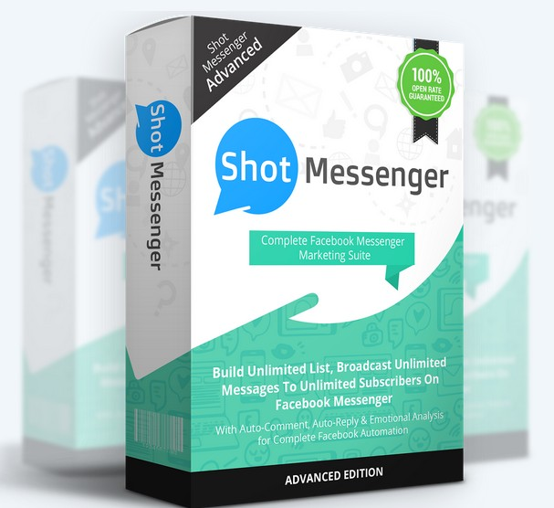 Shot Messenger Advanced Upgrade OTO by Jai Sharma
