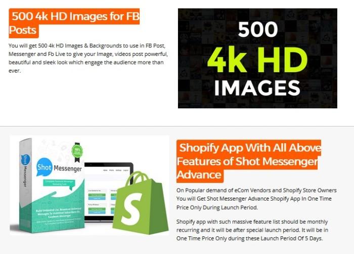 Shot Messenger Advanced by Jai Sharma Review