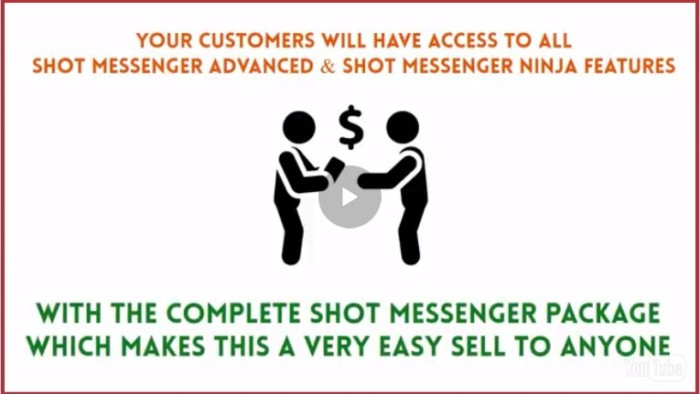 Shot Messenger Agency Rights License Edition by Jai Sharma