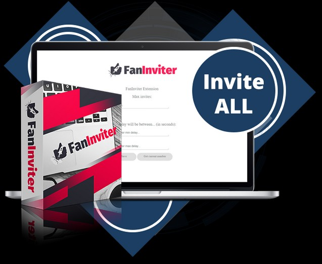 FanInviter Facebook FanPage Likes Inviter Software by Andrew Darius