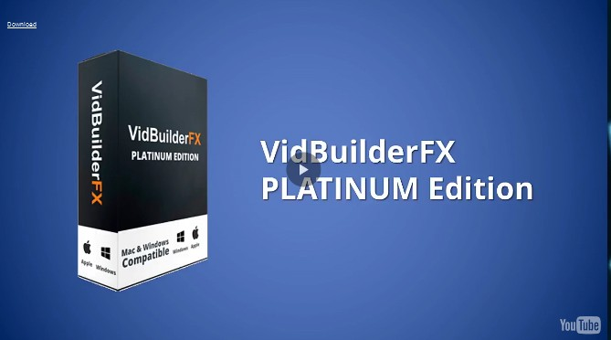 VidBuilderFX Platinum Edition by Abhi Dwivedi