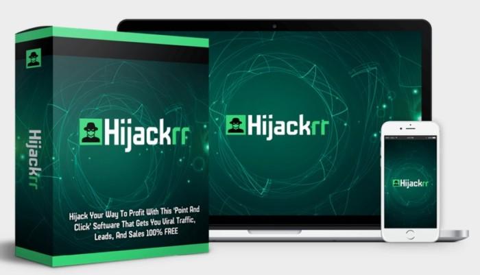 Hijackrr Pro Version Plugin Software by Glynn Kosky
