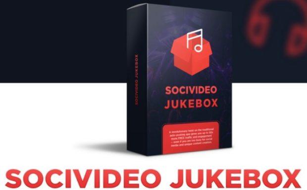 SociVideo Jukebox Pro Social Media Management Software by Ben Murray