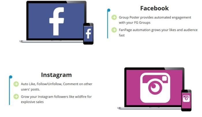Social Zen Social Media Tools Software by OJ James
