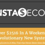 InstaEcom Training Course System by James Renouf Review – Best Training Course To Learn How We Made Over $2516 In A Weekend With This Revolutionary New System, We Are Going To Show You How To Get Rid Of the Biggest Headache In The Ecom Game