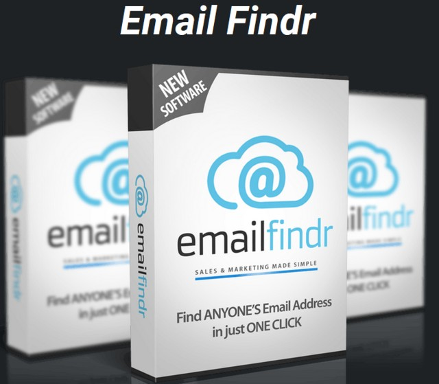 EmailFindr Cloud App Software by Ankur Shukla