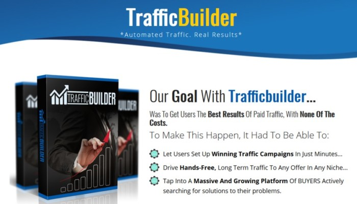 TrafficBuilder Campaign Software by Ben Carroll