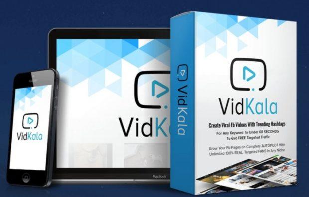 Vidkala Viral Facebook Videos Software by Patrick Dillon Hendrix