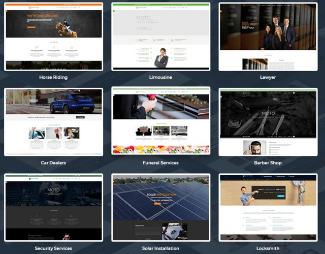 MotoTheme V2 WordPress Marketing Theme by Vivek Kumar Gour