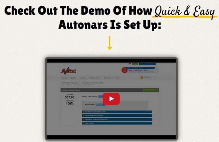 Autonars Automation Webinar App Software by Brett Rutecky