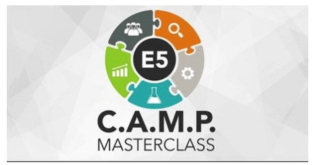E5 Camp Masterclass Training Course By Todd Brown
