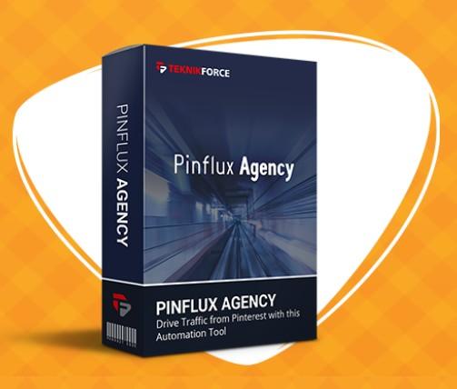 Pinflux Agency Version by Cyril Gupta