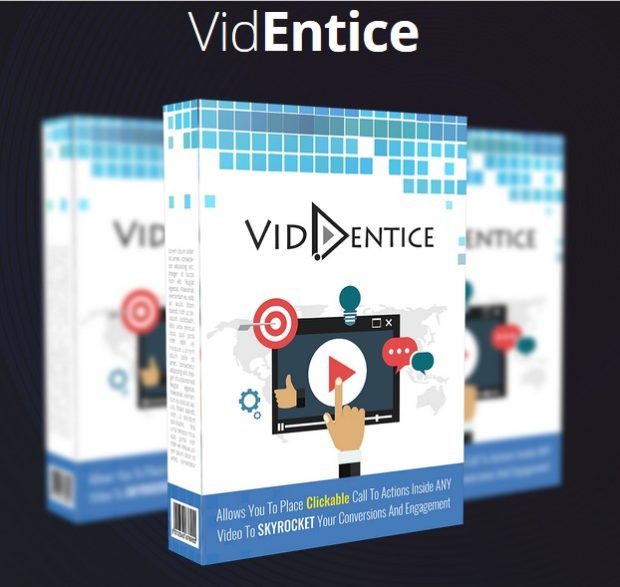 VidEntice Video Marketing Platform Campaign Software by Ali Gadit